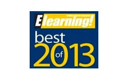 2013 Best of Elearning! Awards in 4 Categories Recruiting