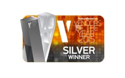 Human Resources Magazine Vendor of the Year 2015