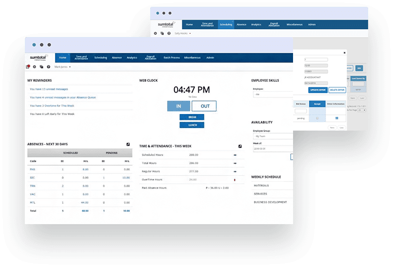 Get a Complete View of Your Workforce with SumTotal Workforce Management
